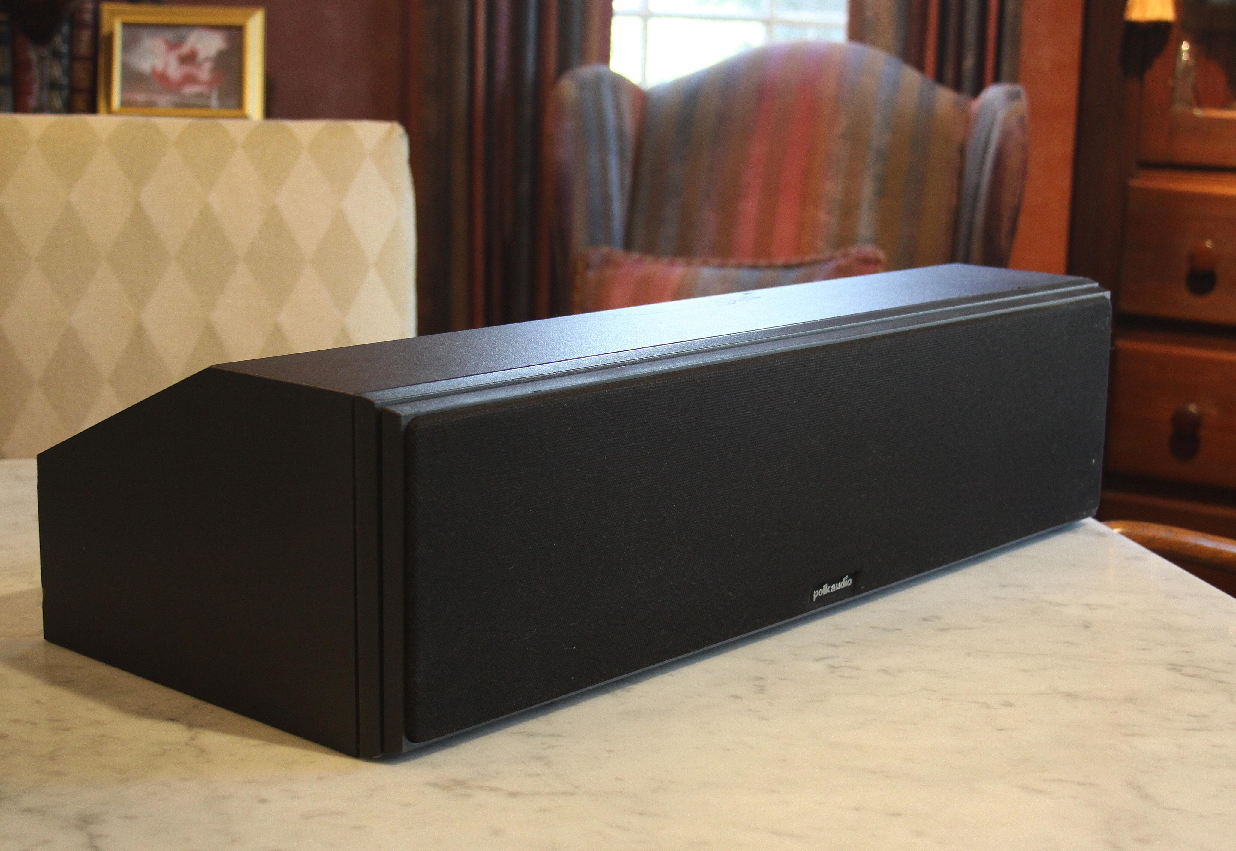 fs polk cs350 ls center speaker polk audio. Black Bedroom Furniture Sets. Home Design Ideas