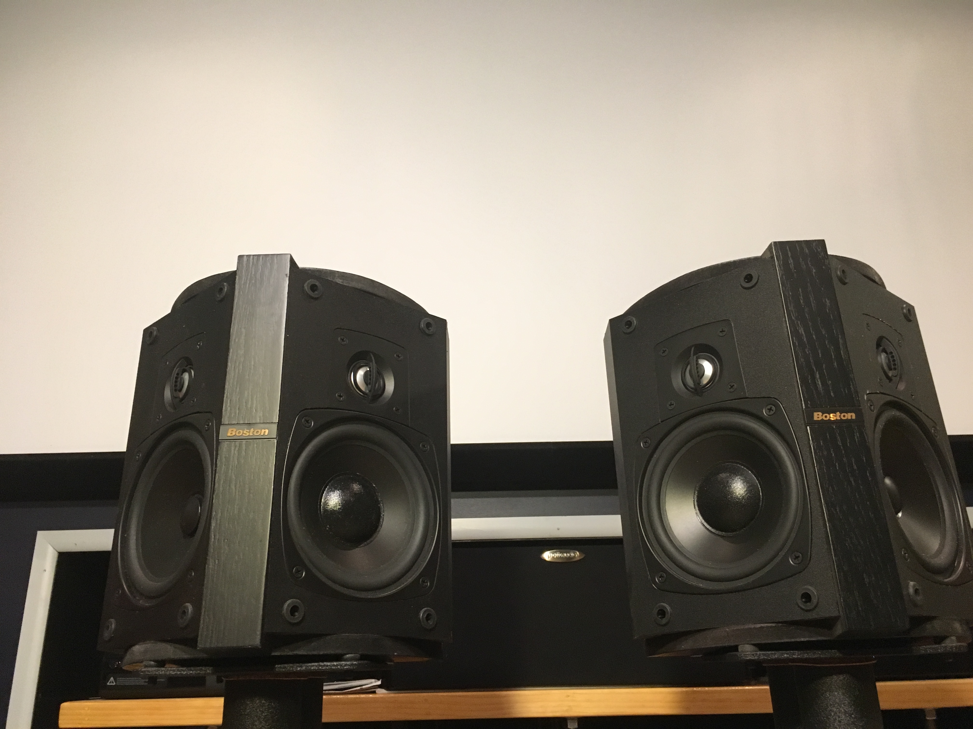 Boston Acoustics Vr Speakers For Sale Complete 71 Or Will A 250 Haxur1idjmr6