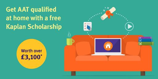 AAT distance learning scholarship with Kaplan