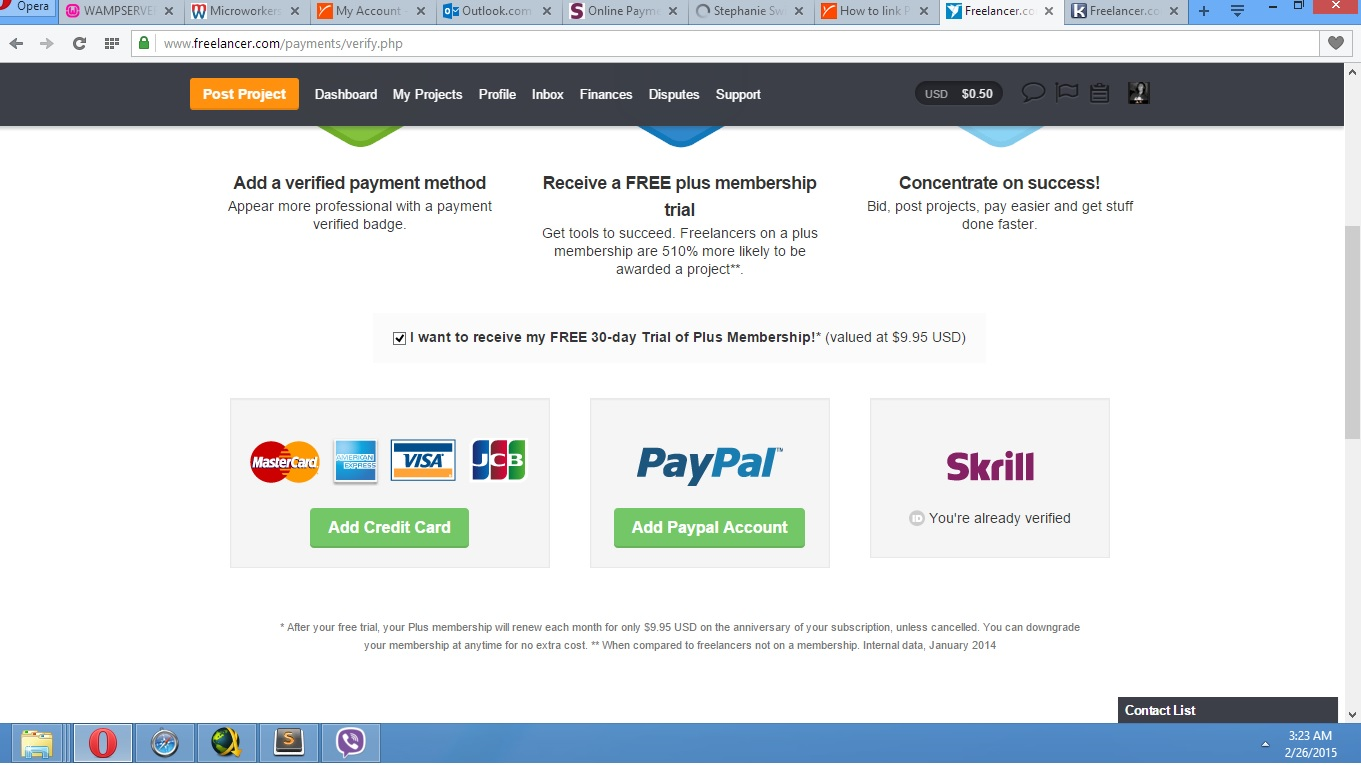 How To Link Payoneer Card In Freelancer Com Without Giving Card