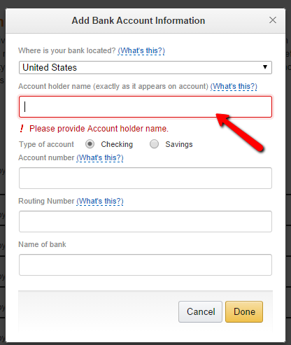 how to set up a us bank account