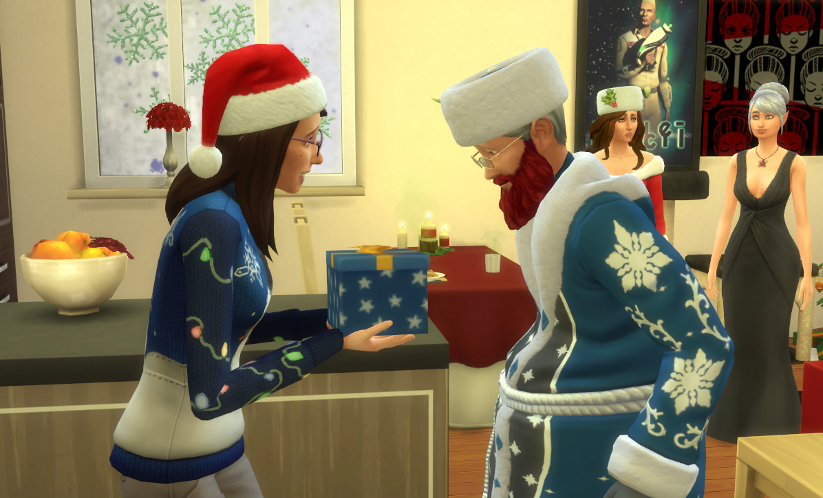 The Sims 4 Giveaway - 12 days of Simsmas — The Sims Forums