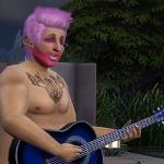 PinkHairGuitar