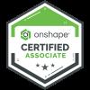 Certified Onshape Associate
