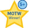 MOTW Winner - 5+ times