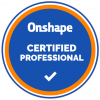 Certified Onshape Professsional