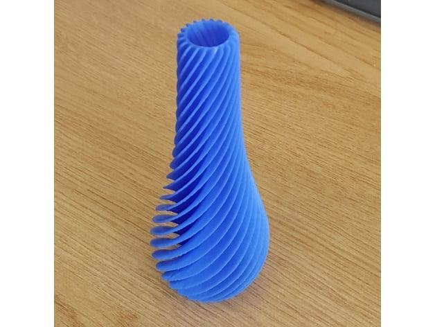 Spiral Vase Onshape
