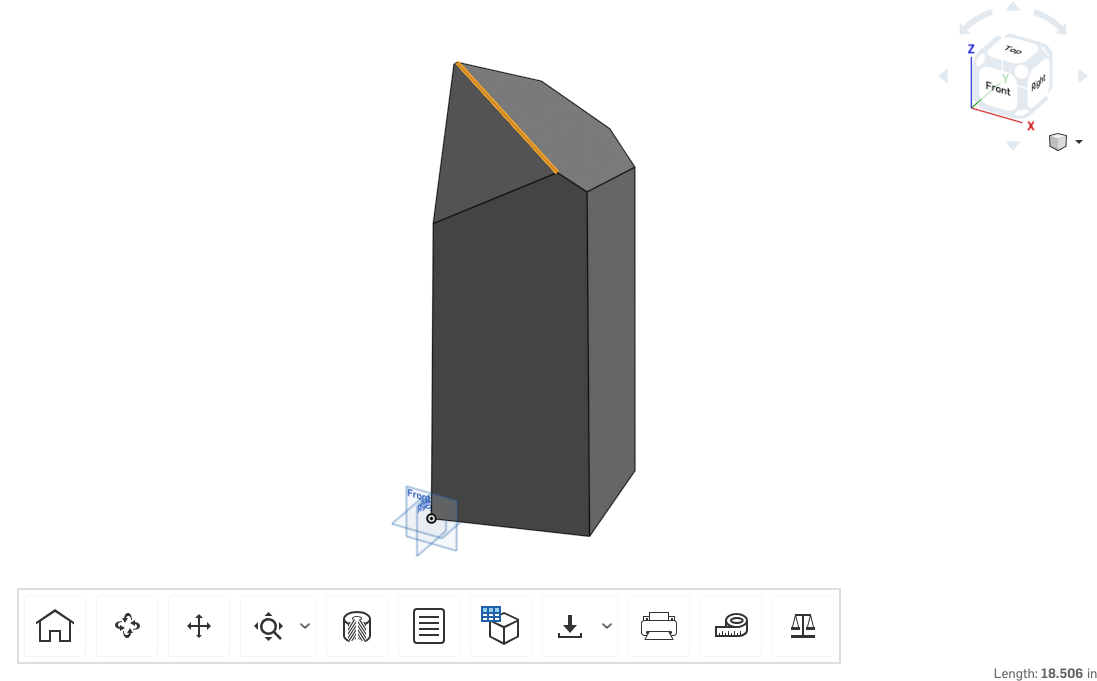 Can only convert imported closed Rhino polysurface into