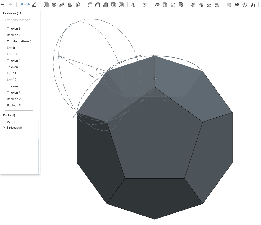 Does anyone have a dodecahedron tutorial or can comment on
