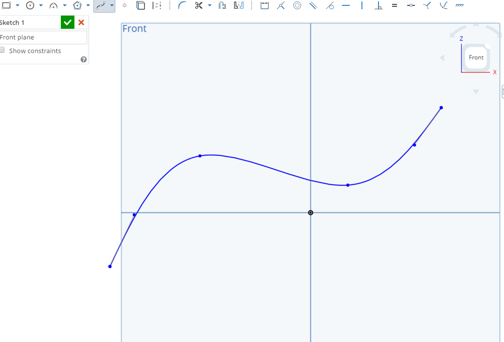 Planes perpendicular to splines and helix's — Onshape