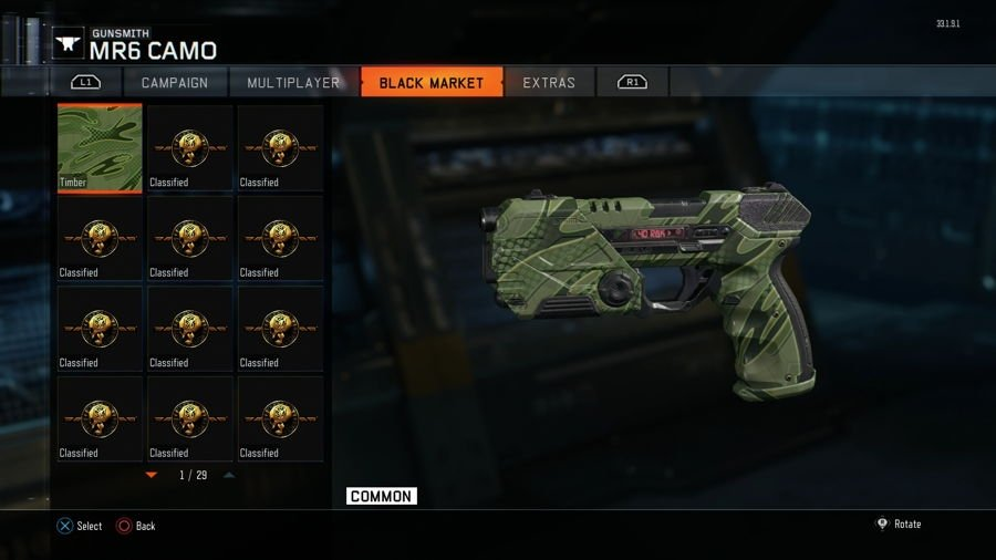 Call Of Duty Black Ops 3 Camo 5