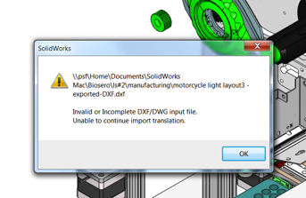 Working with Exported DXF/DWG Files    — Onshape