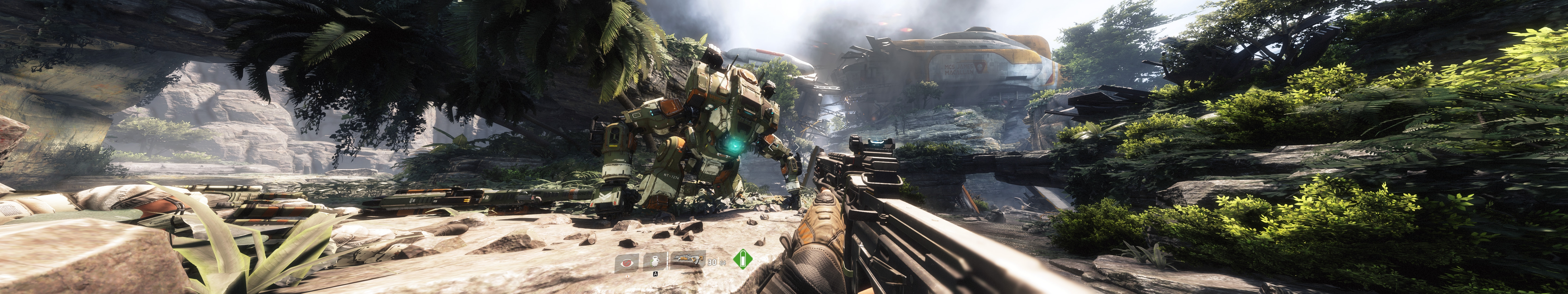 Triple screen - surround nvidia - Issues — Titanfall 2 Forums