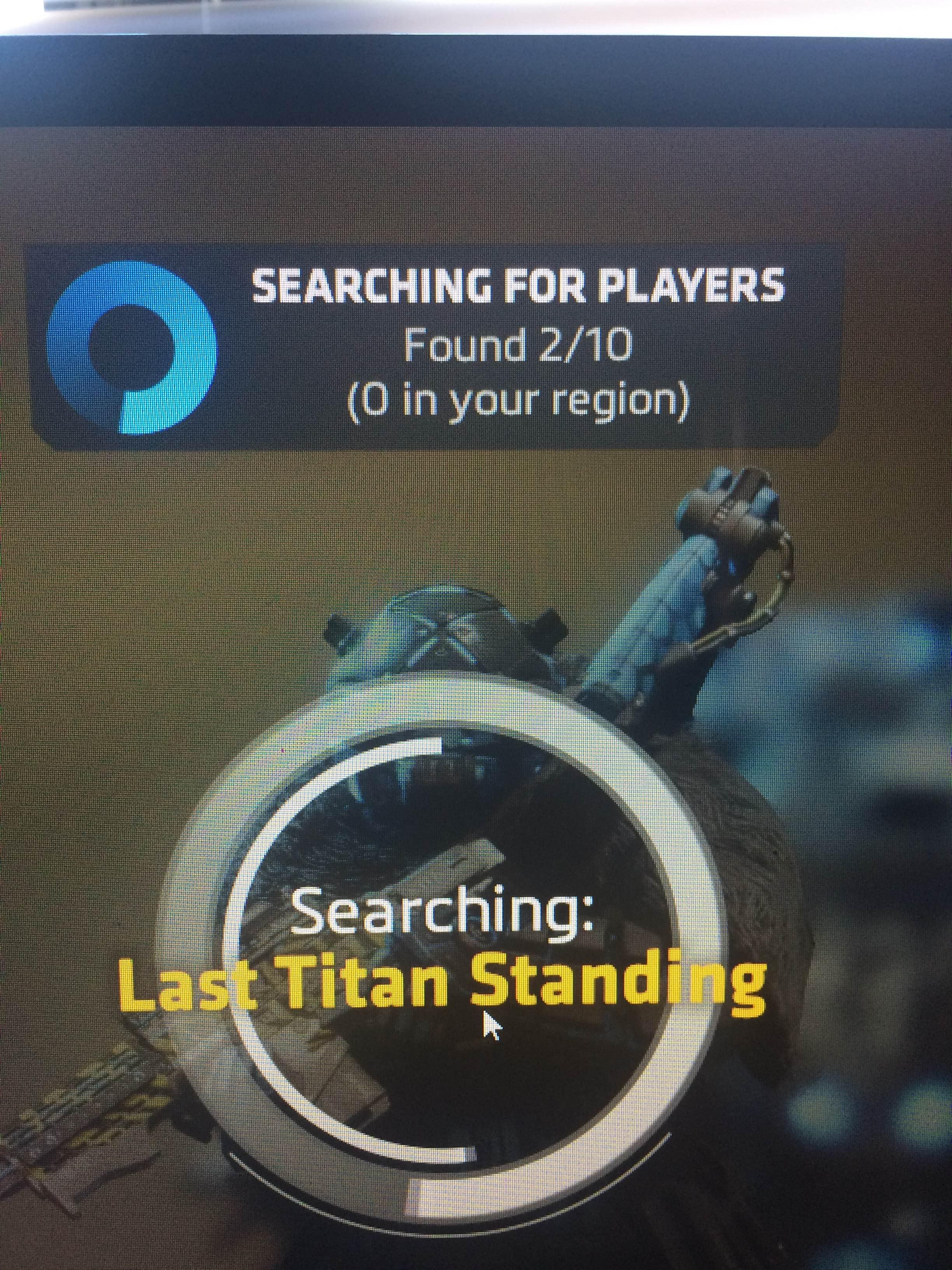 Titanfall Fix matchmaking