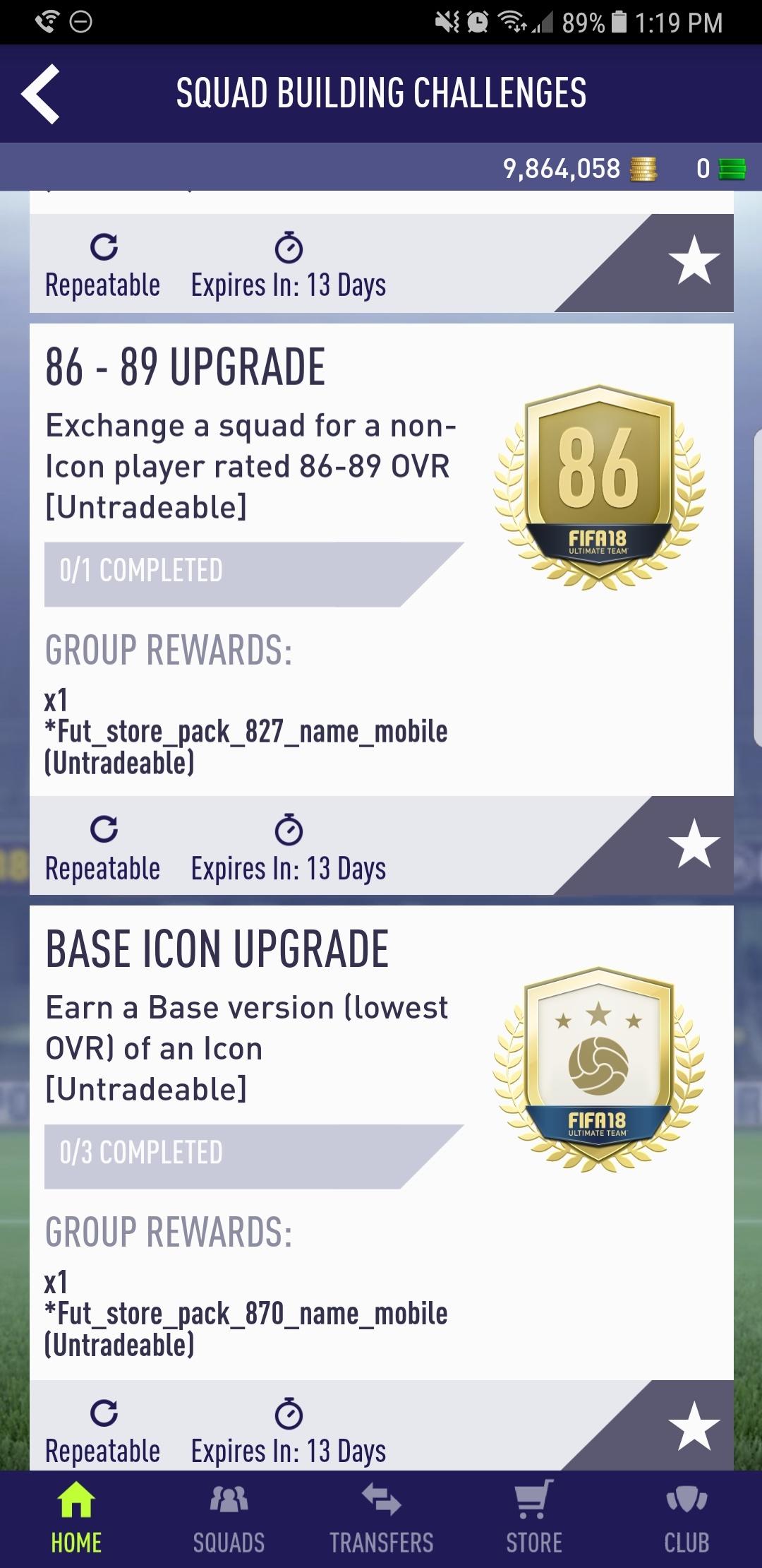 fifa 19 sbc icon