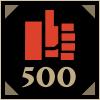 500 Likes
