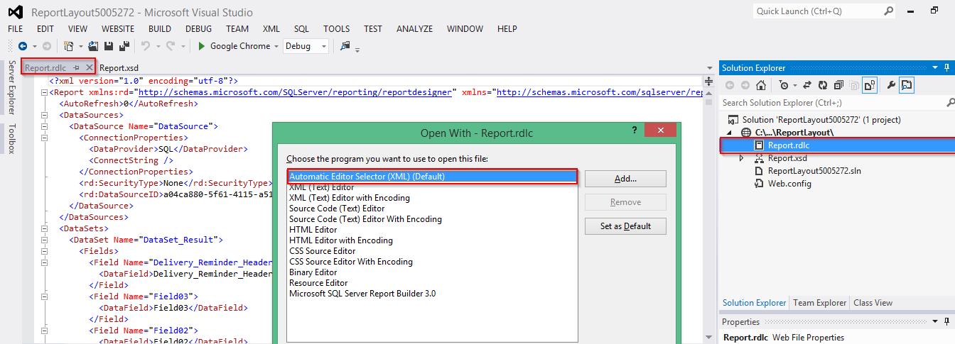 RDLC Report Designer — mibuso com