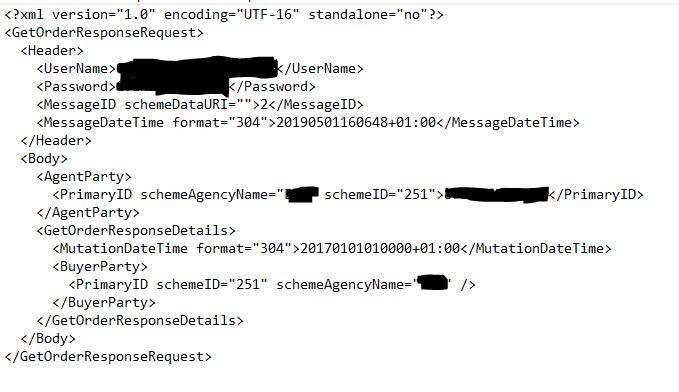 Transform XML with XSL: Root element is missing — mibuso com