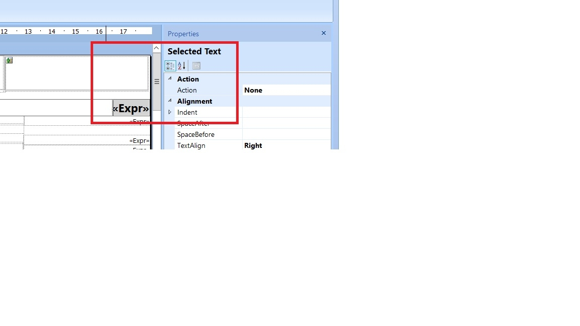 How Can You Edit The Sales Invoice Header Expression Report - Invoice header