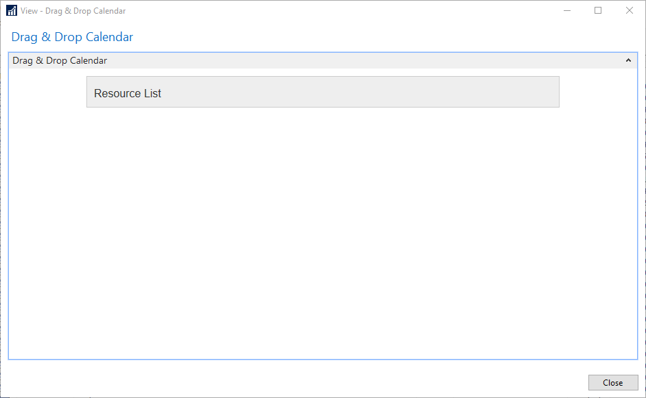 Create a Drag & Drop Calendar JavaScript Add-in for Dynamics NAV
