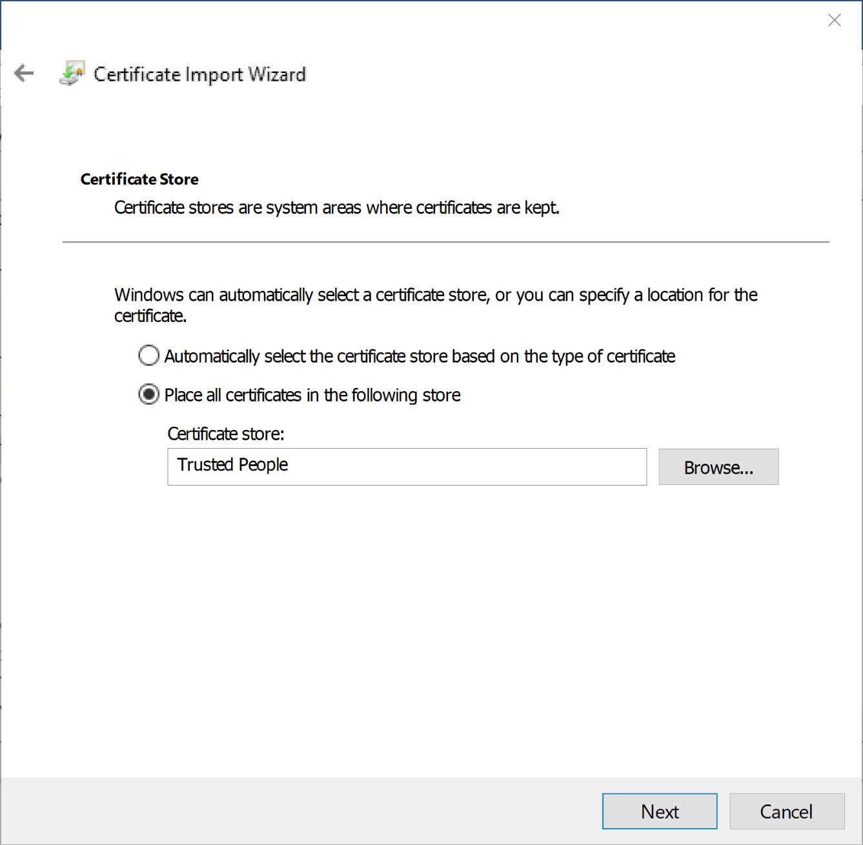 Windows] Installation guide for Instantli 2 Beta Builds — instantli