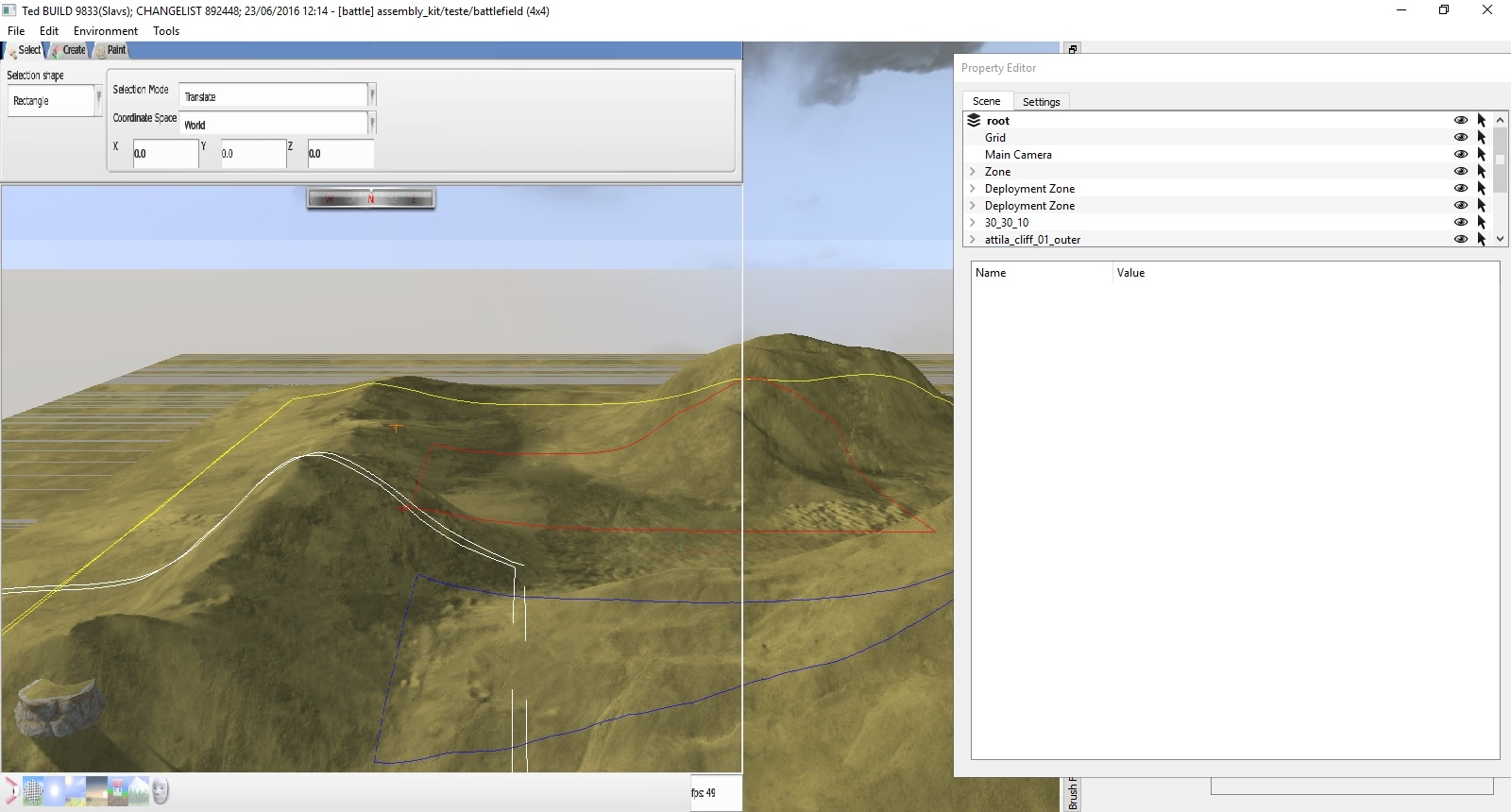 How to play a custom map made by me in attila total war game after creating the custom map i copied the ck file created in ted to the assemblykit retail data folder gumiabroncs Images