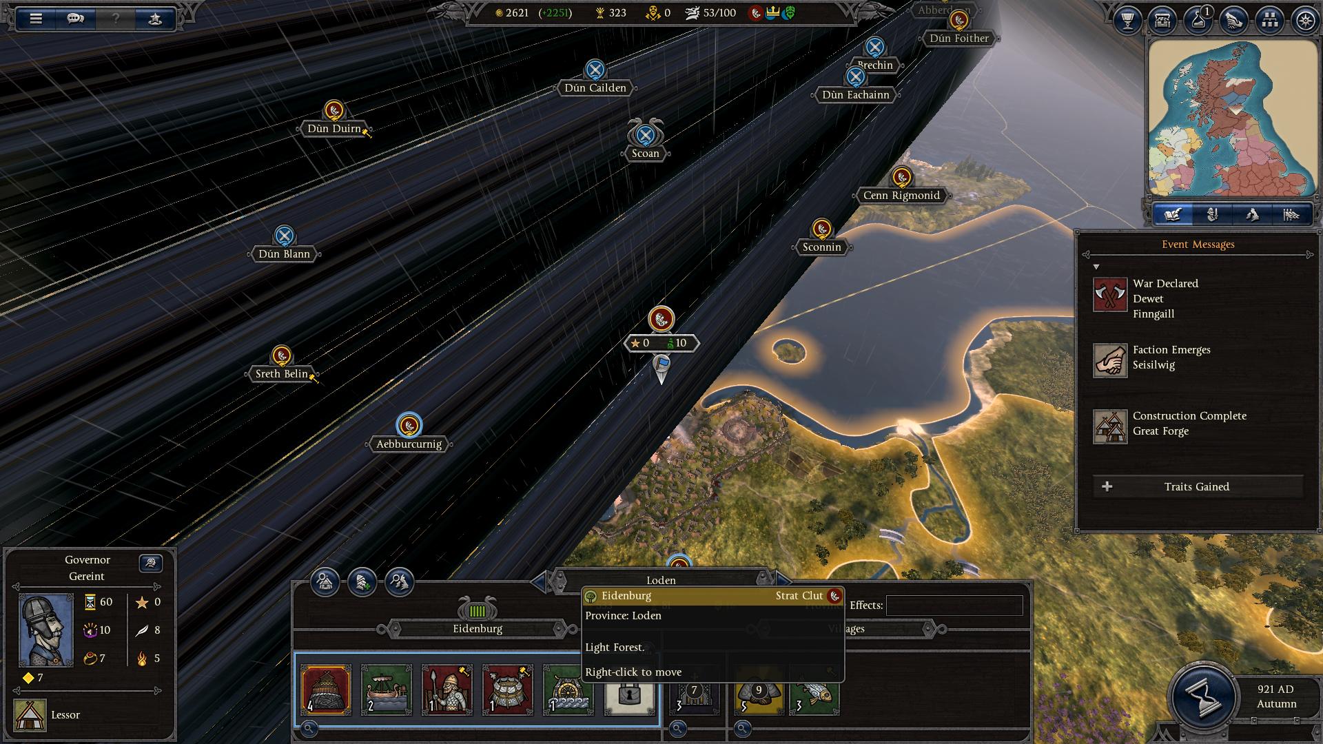 Post patch Campaign graphics problem — Total War Forums