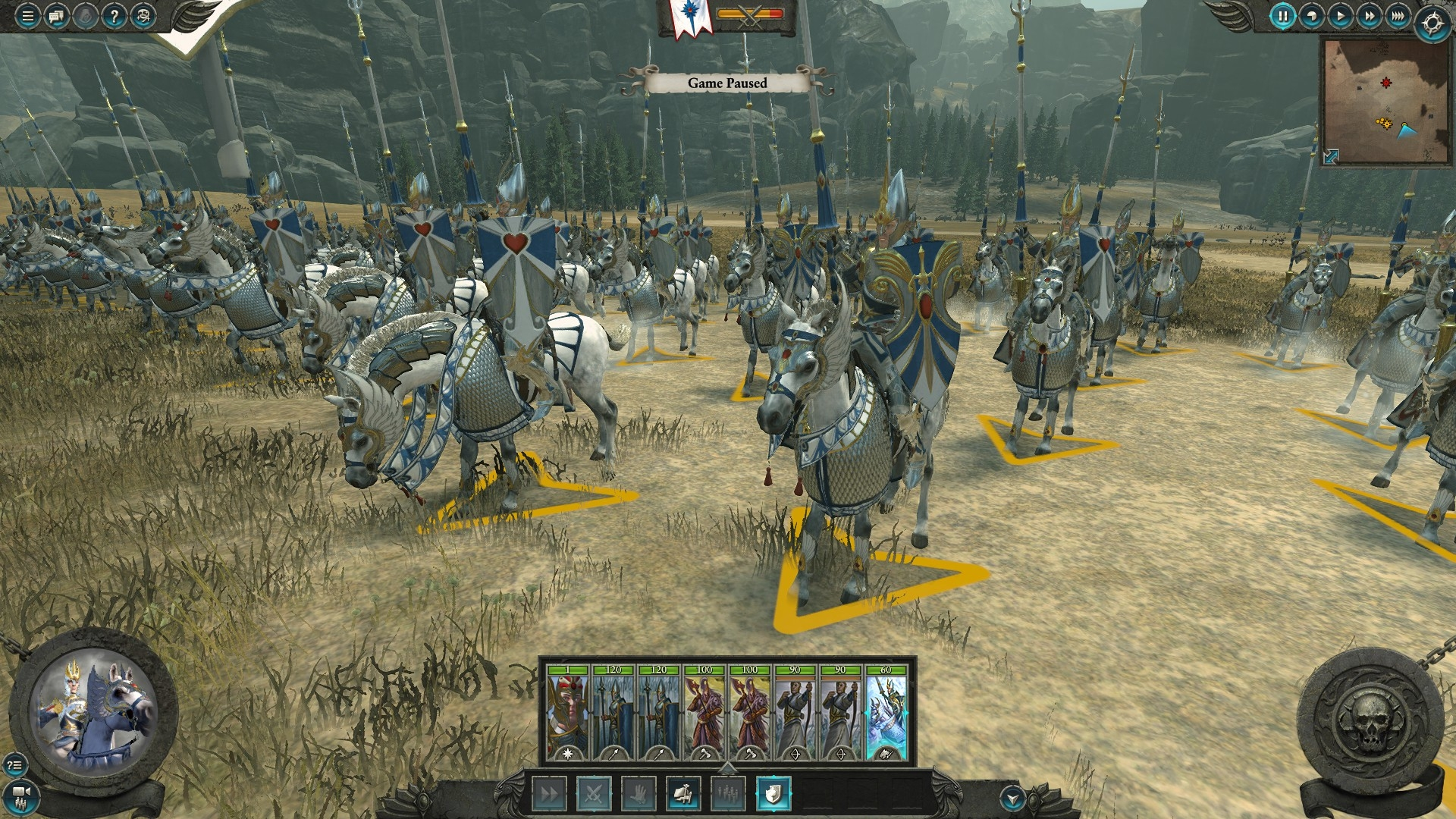 High Elf Lothern colours — Total War Forums