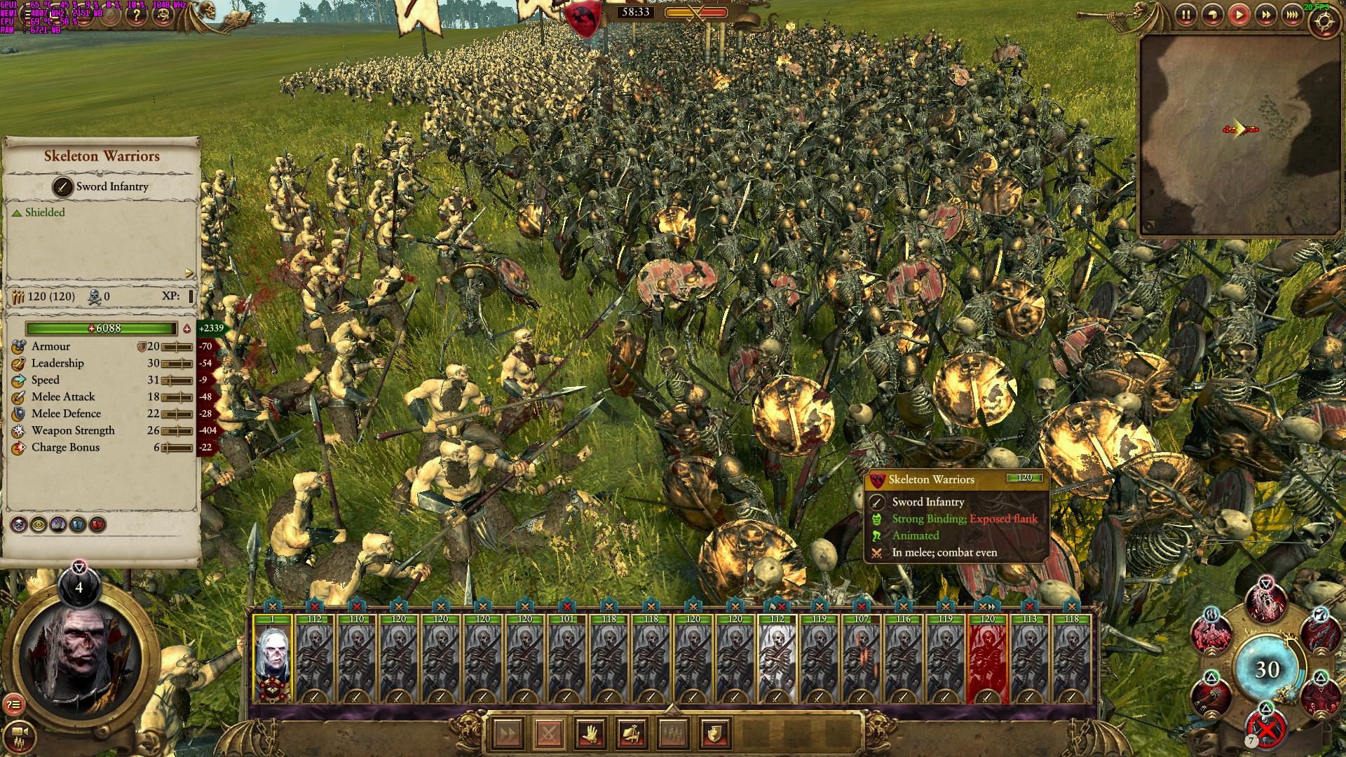 FPS drops during battles - Page 2 — Total War Forums
