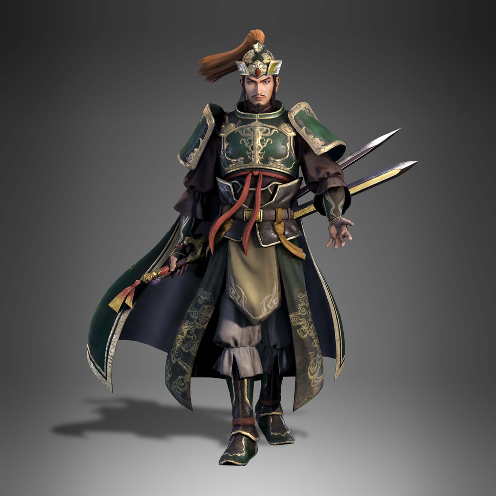 Characters From The Trailer, And Their Dynasty Warriors