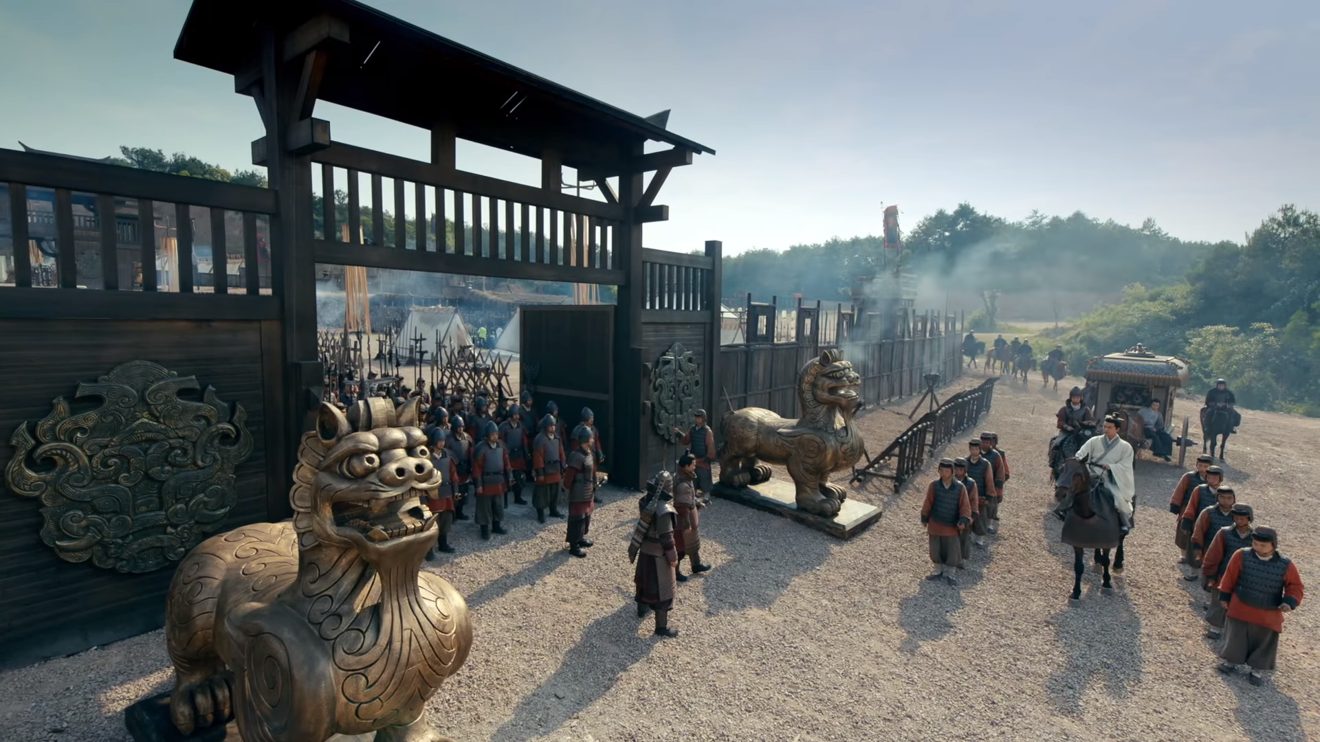 Non-Existant Horse Armor in the Three Kingdoms is Not Only