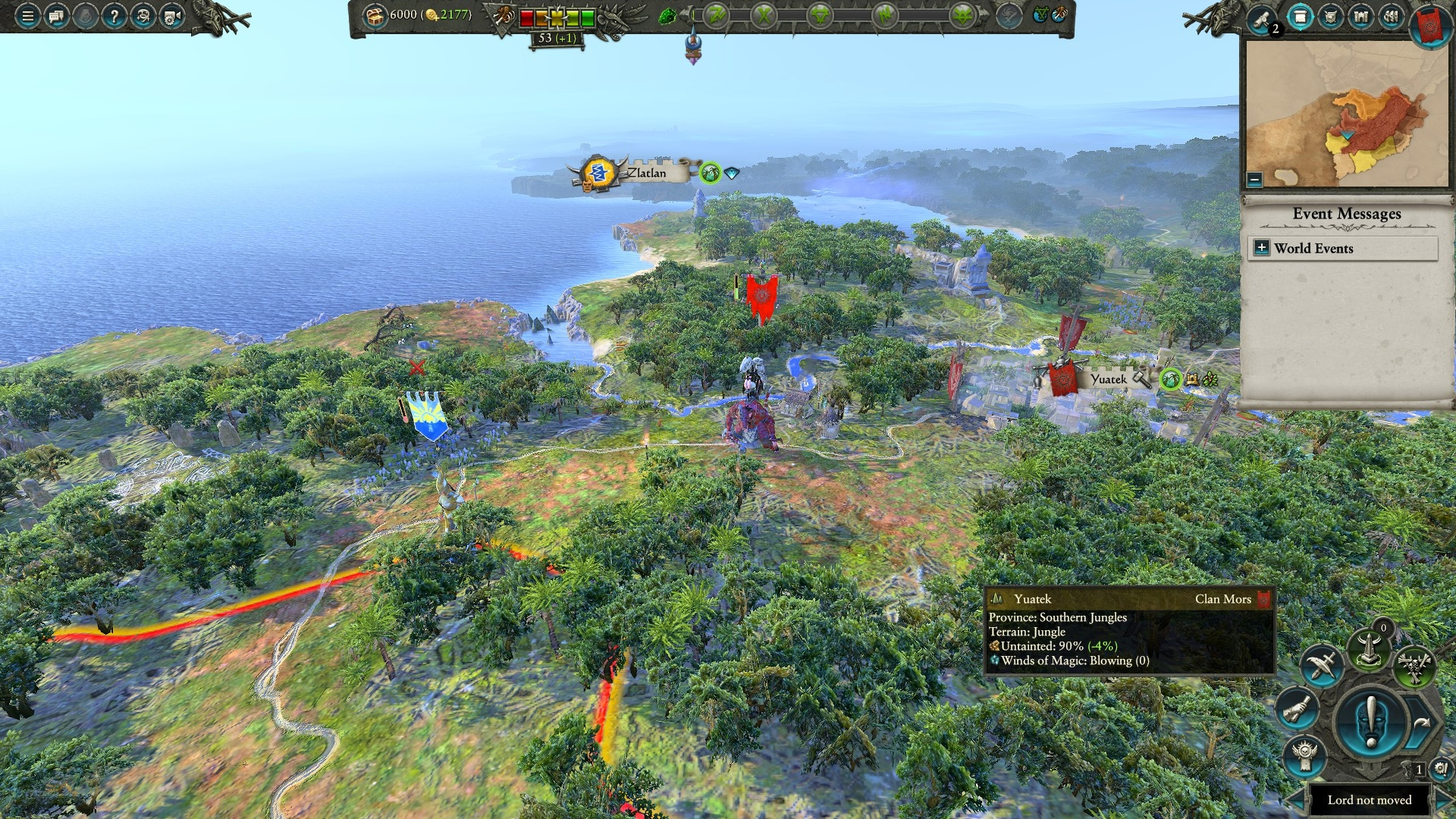 Warhammer 2 Kaedrin Mod Manager