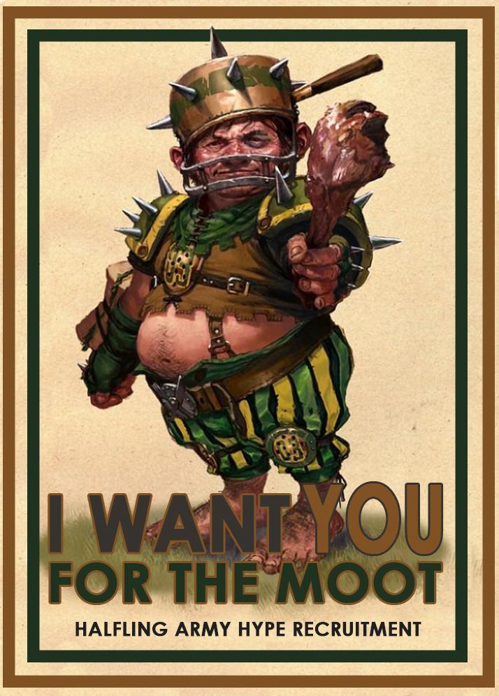 The Moot - Halflings — Total War Forums
