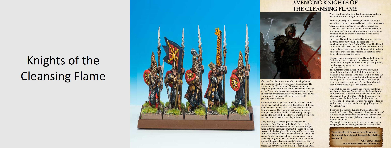 Reiksguard Knight Metal Oop mounted variant
