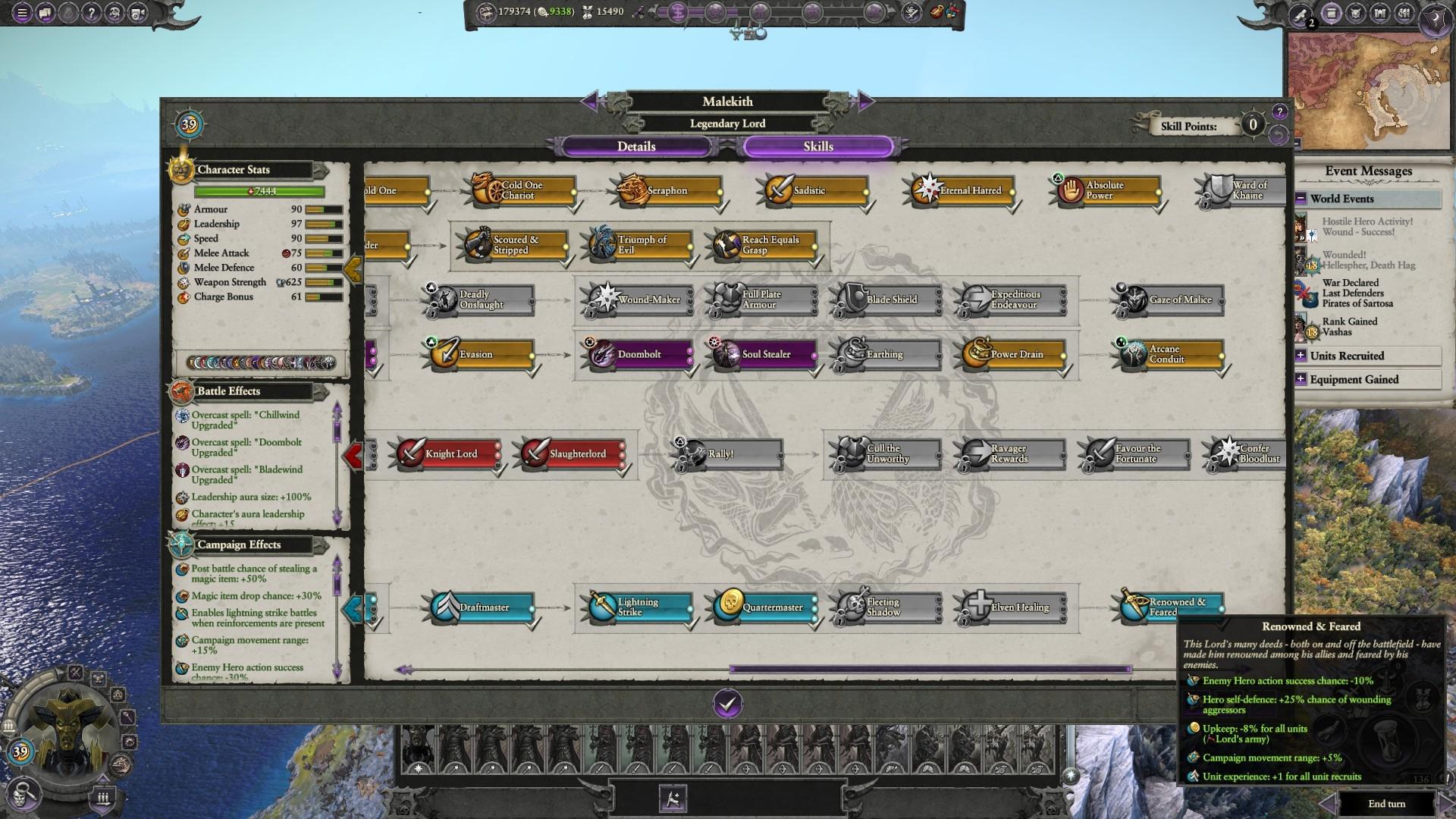 Good malekith build? — Total War Forums
