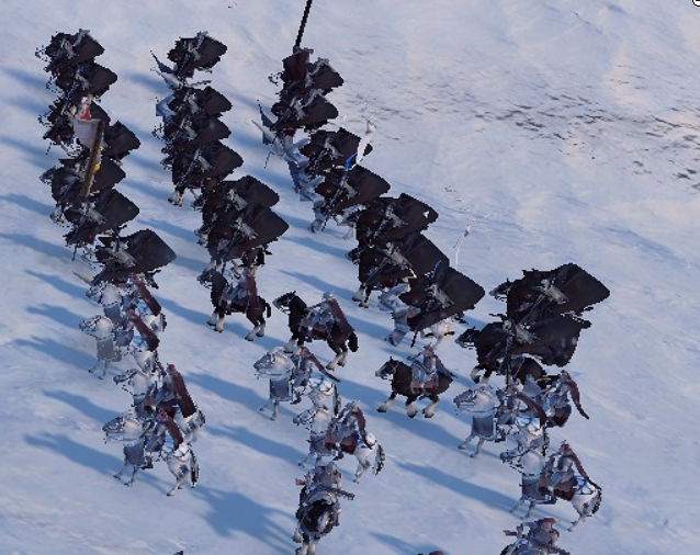 Model/screen tearing during battles — Total War Forums