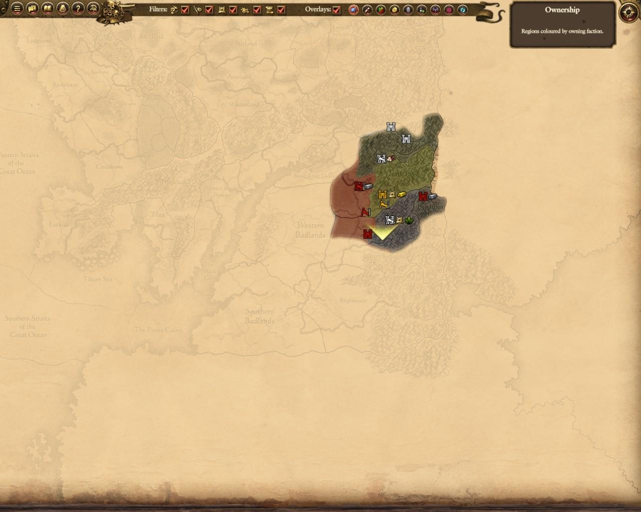 Lustria: Places of interest — Total War Forums