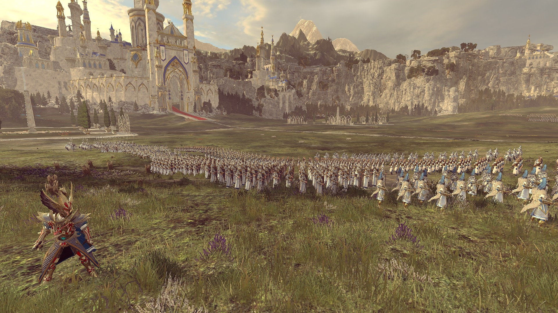 Graphics are way too sharp — Total War Forums