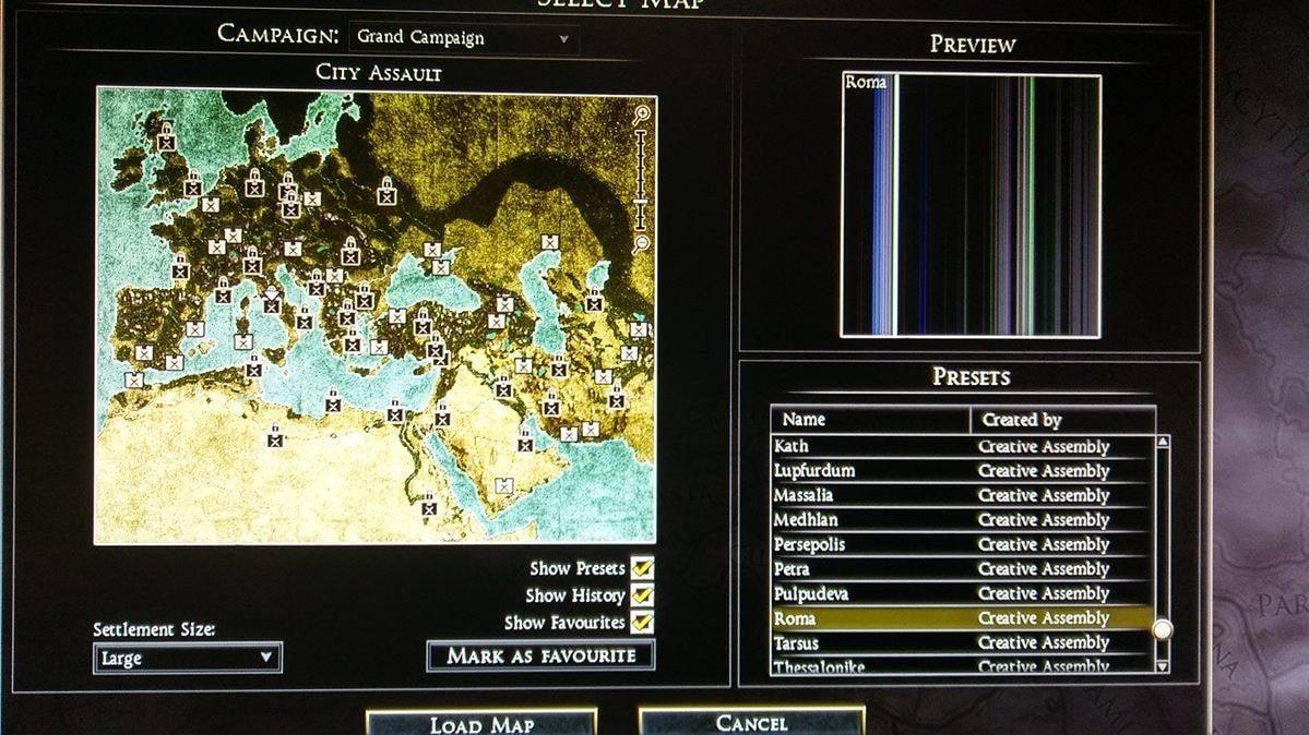 In custom battle the rome large city battlefield map is broken pls 1612997210207968989684988644009839og 1543k gumiabroncs Images