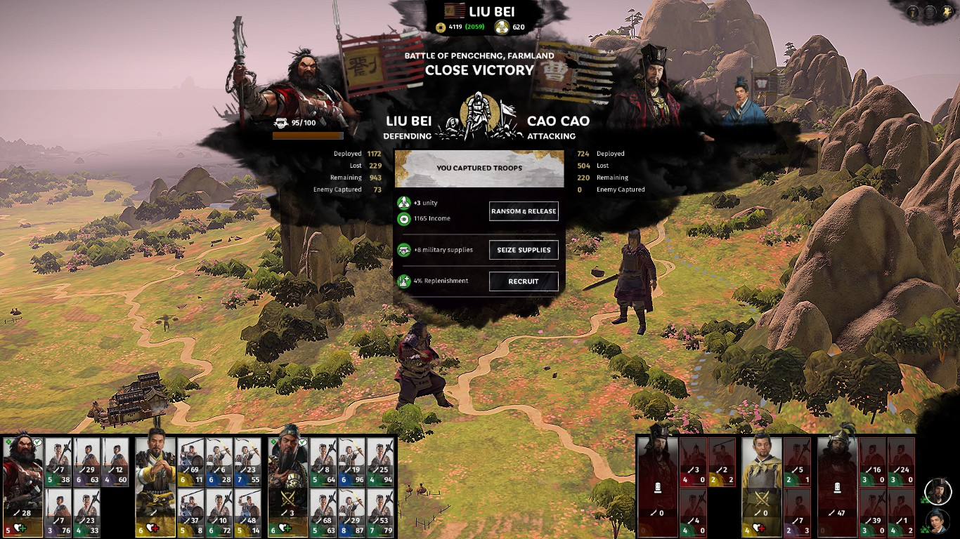 Killed Cao Cao and got a surprise — Total War Forums