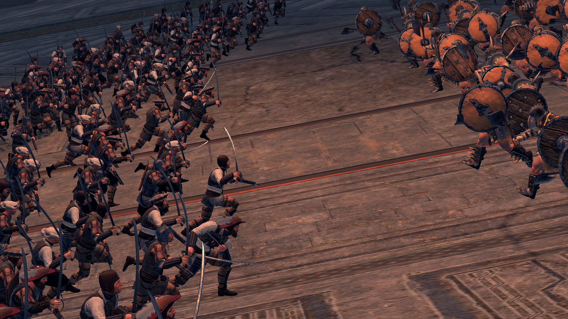 What happened to the Free Company Militia? — Total War Forums