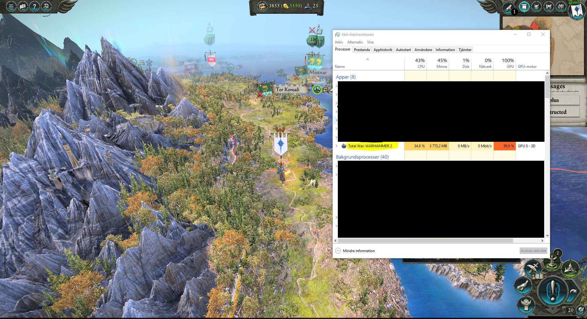 100% GPU usage on Nvidia Geforce GTX 970 — Total War Forums