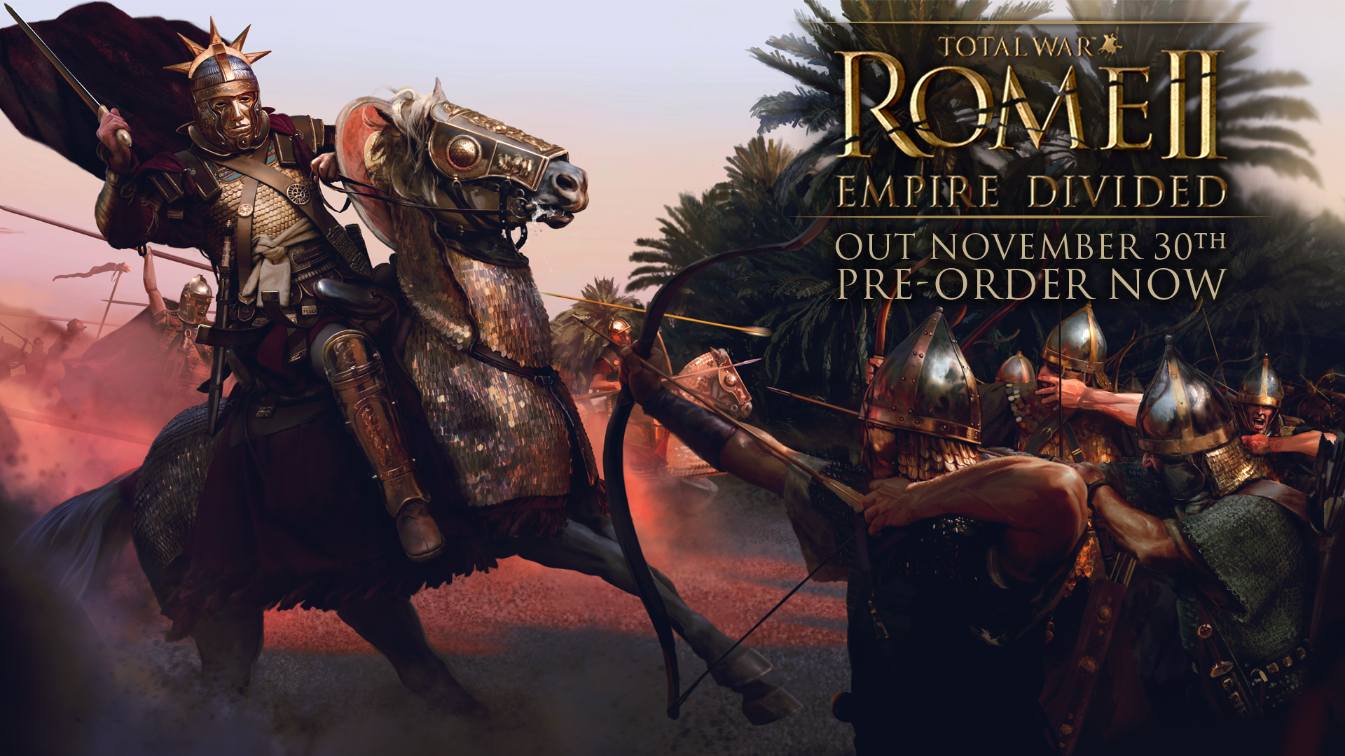 TOTAL WAR: ROME II Getting A Brand New Campaign DLC And Free Updates