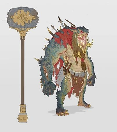 Norsca Concept Art Total War Forums