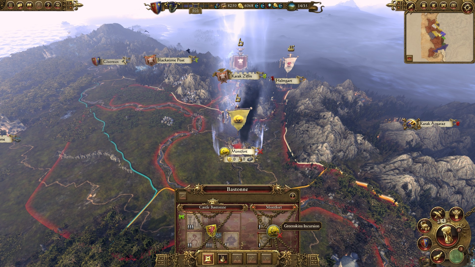 Total war warhammer settlement guide