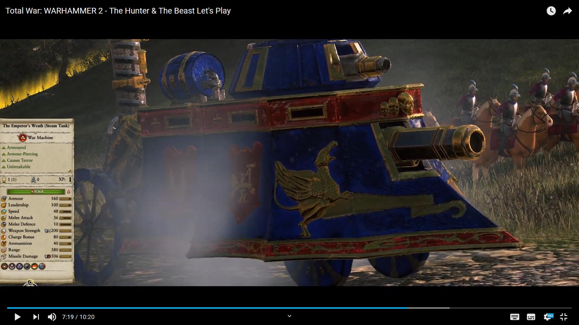 Steam Tank texture still low res — Total War Forums