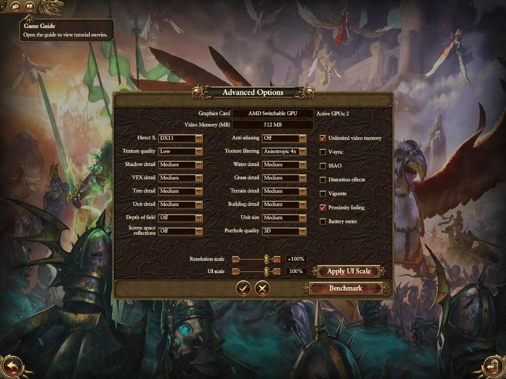 Radeon discrete graphics not kicking in — Total War Forums