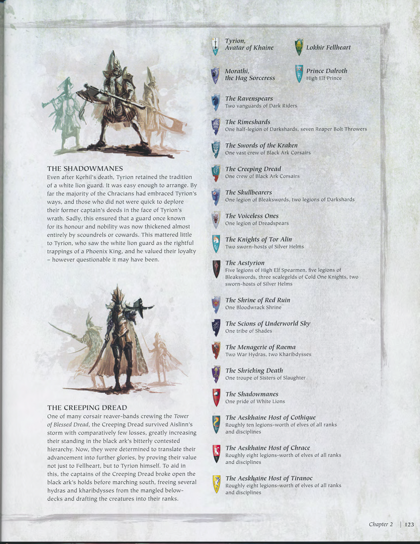 dark elves 8th edition pdf