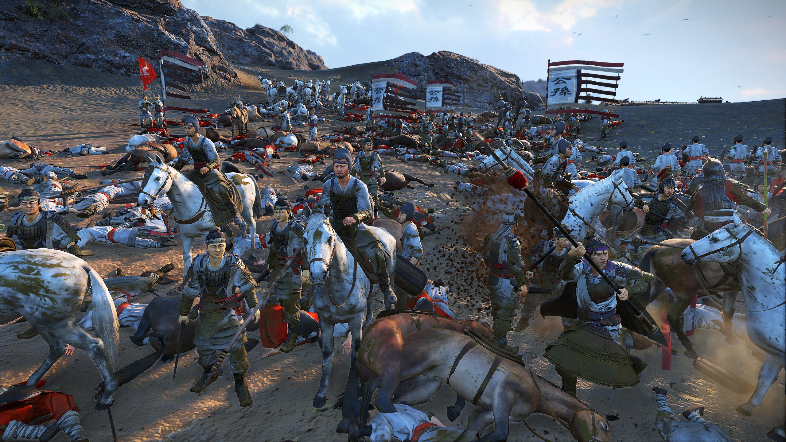 Total War Three Kingdoms  Zhao Yun Wallpaper  U2014 Total War