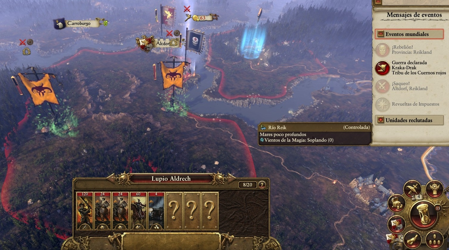 Turn 15, rebels with top tier units  — Total War Forums